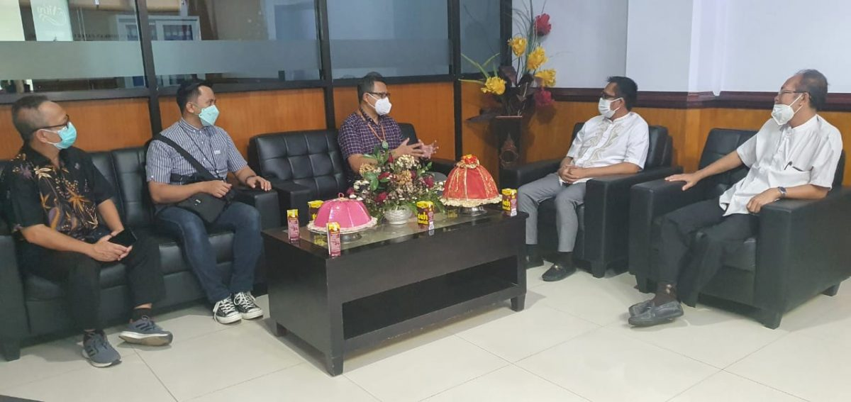 Pimpinan Bank Syariah Indonesia (BSI) Kunjungi IBK Nitro Untuk Jalin Kerjasama