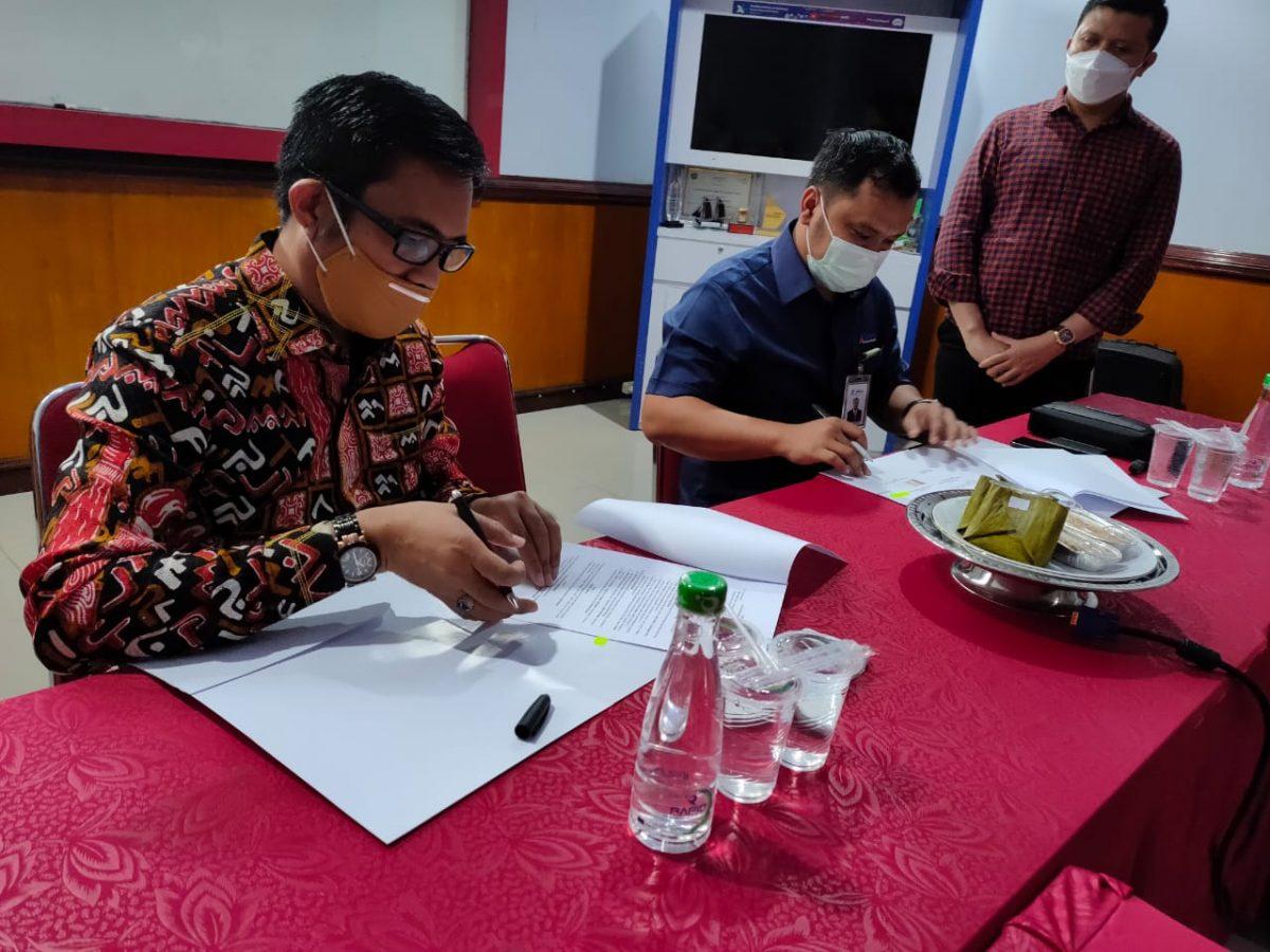 PT. PKSS Jalin Kerjasama dengan IBK Nitro melalui MoU untuk Penyaluran Alumni di Instansi Perbankan dan Keuangan